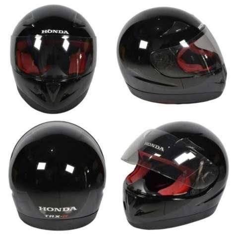 Helm Honda, full face trx