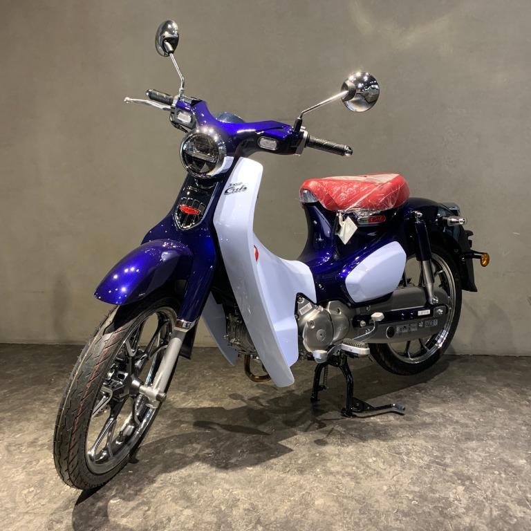 HONDA 本田 SUPER CUB C125 ABS實車在店 可全額貸款
