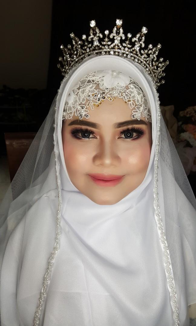 Jasa makeup wedding