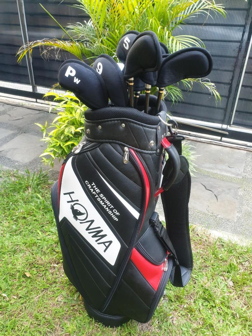 Jual Stick Golf merk Honma