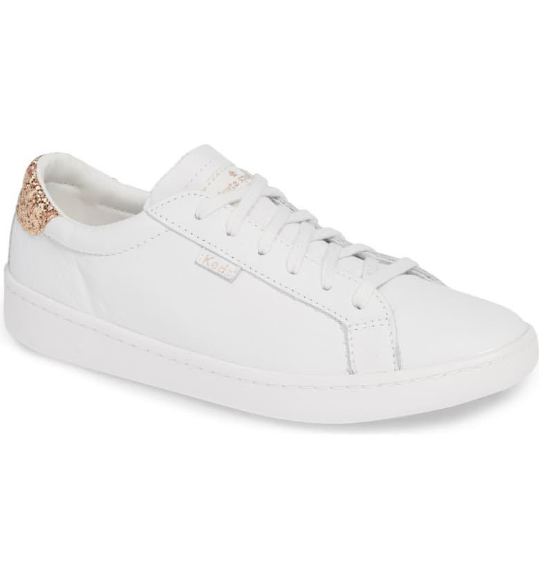 keds kate spade leather sneakers pre