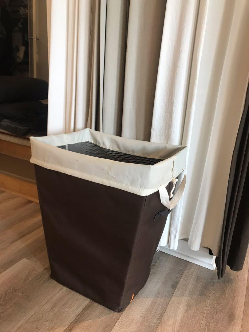Large Laundry Hamper & Laundry Bag