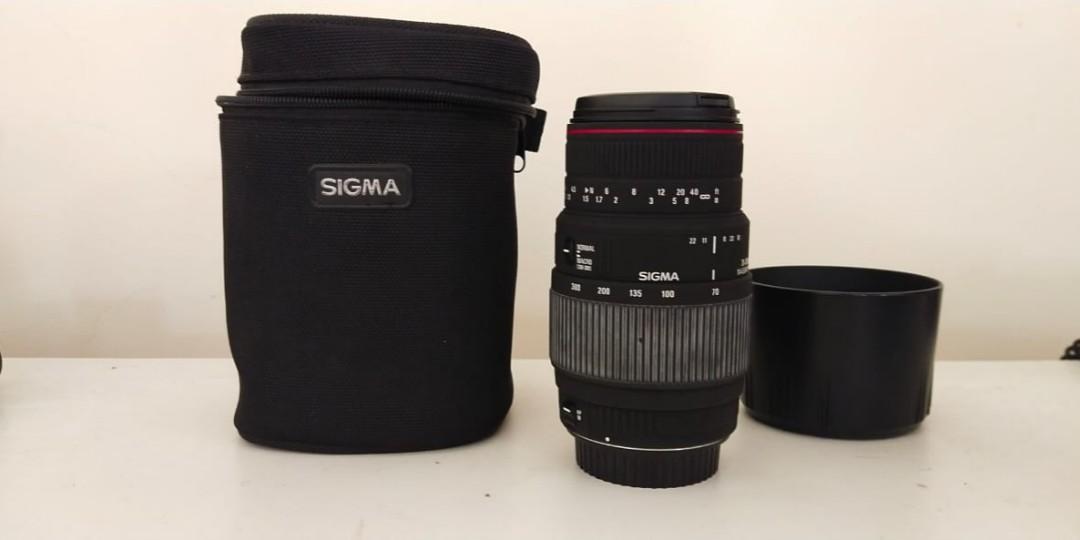 Lensa kamera canon