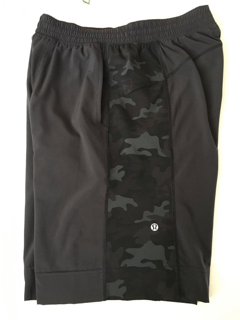 Men's black lululemon shorts - small