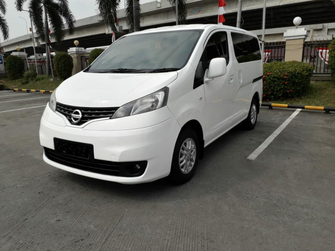 Nissan Evalia XV 1.5 AT 2018 dp 20 jt