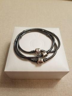 PANDORA Snake Chain Bracelets (Set of 3)