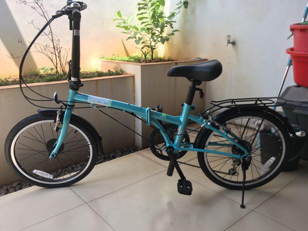 Sepeda Lipat Dahon Dreams baru   #not brompton, fnhon, fsir, element troy, pacific, element ion, road bike