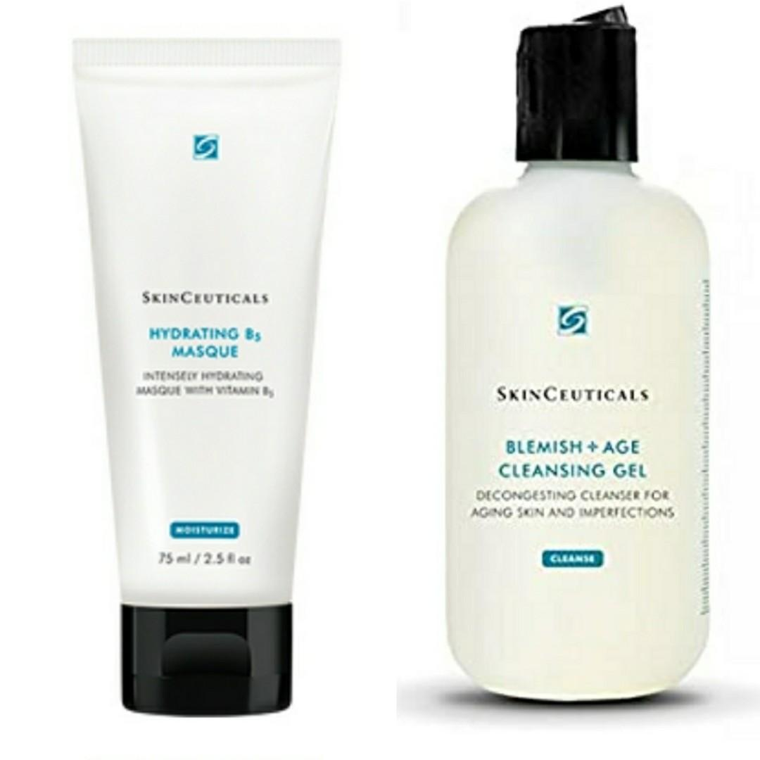 SkinCeuticals Skin Care Beauty Products (2 items)