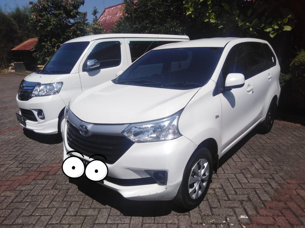 Toyota Avanza E MT 2016 Putih White