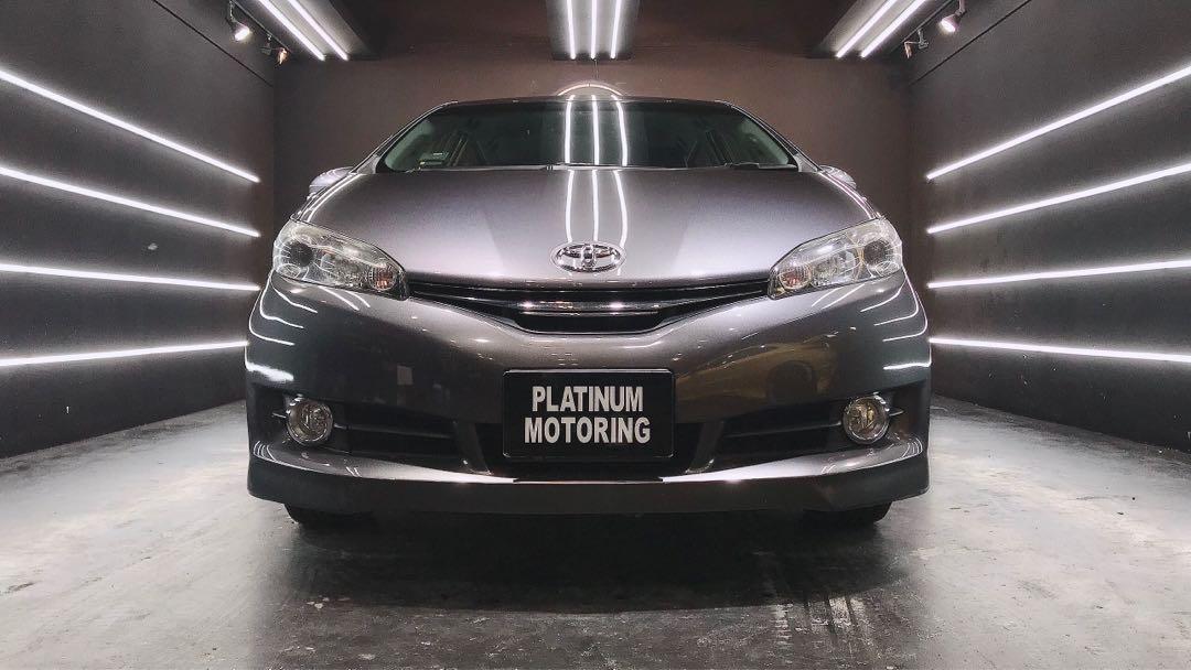 Toyota Wish 1.8 Elegance (A)