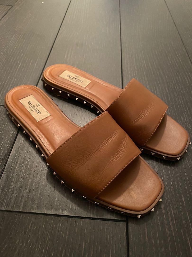 VALENTINO brown sandals