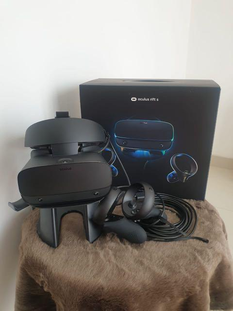 Virtual Reality VR Oculus Rift S #akhirbulan