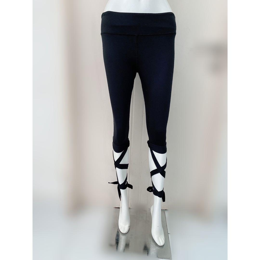 Women's Ballerina Tie Up Pants/Leggings