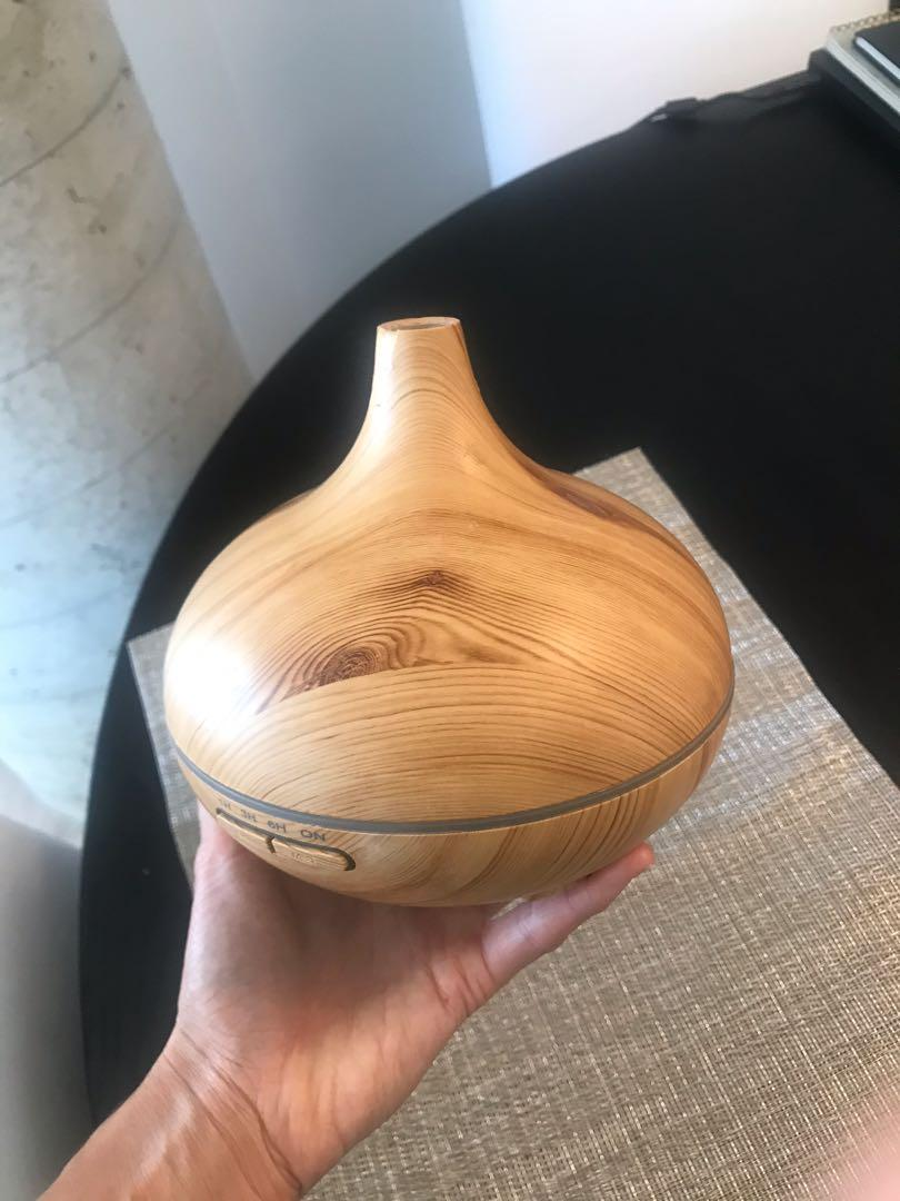 Wood Aromatic Diffuser