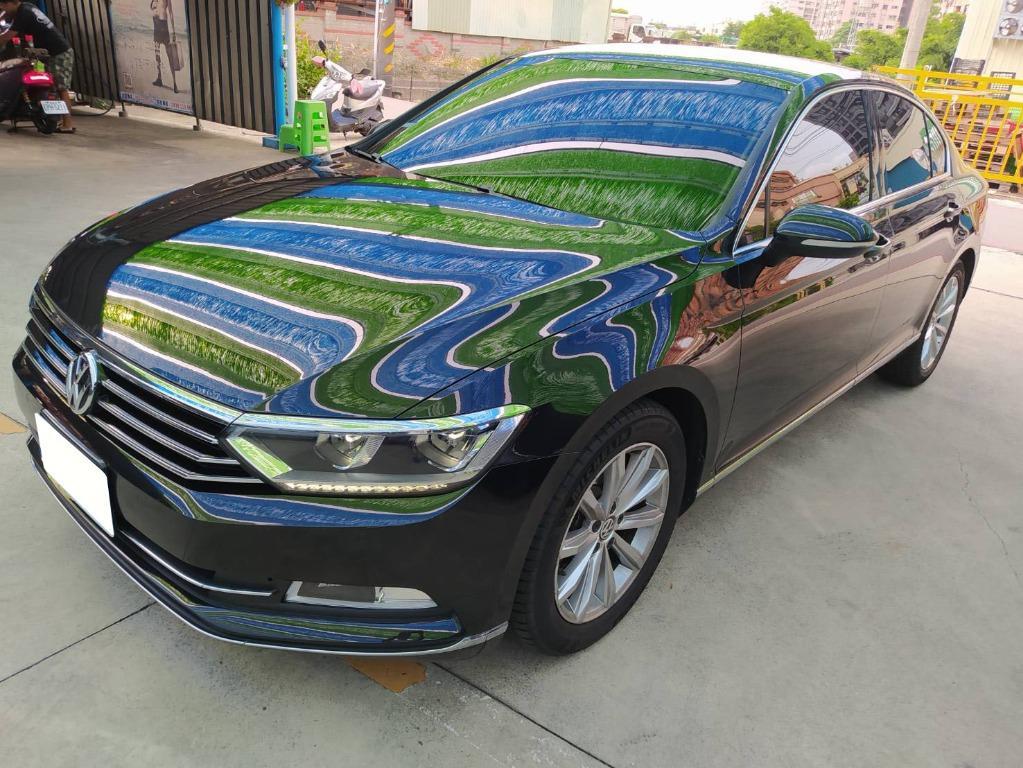 2017年Volkswagen VW福斯Passat 280TSI 1.4 黑