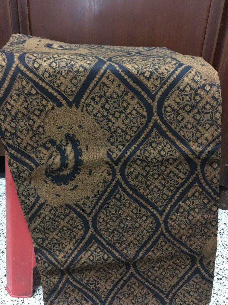 Batik Tulis lawas motif kotak 30468