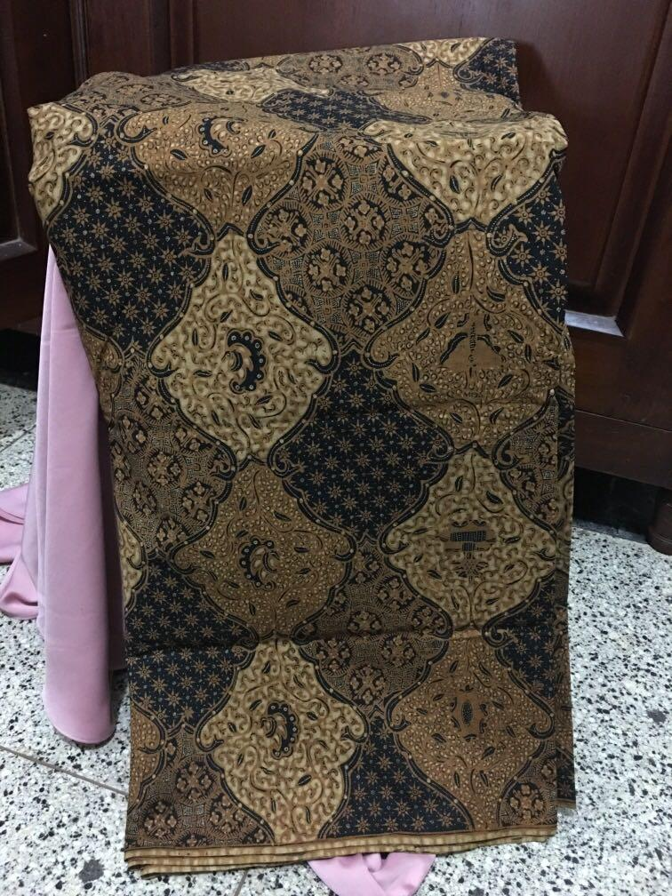 Batik Tulis lawas motif Sekar Jagad