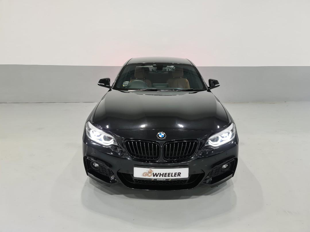 BMW 230i Coupe M Sport (A)