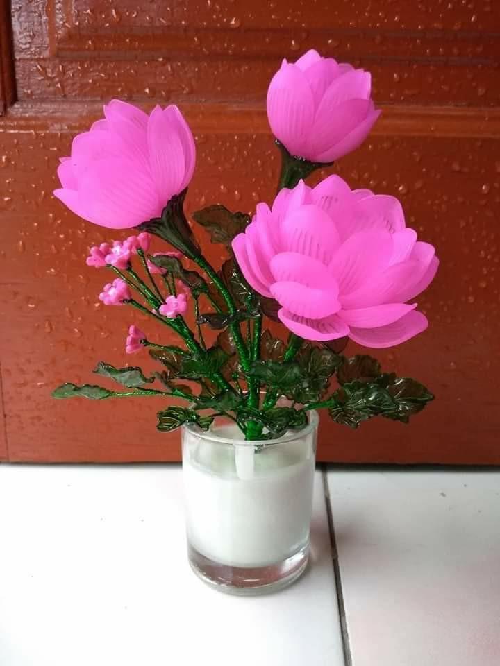 Bunga hias, bunga mini