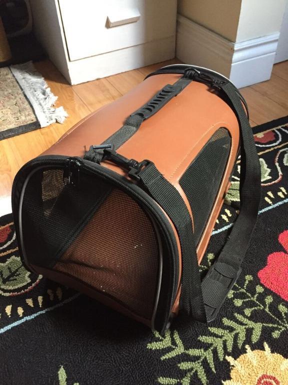 Cat/Dog Zip Up Carrier