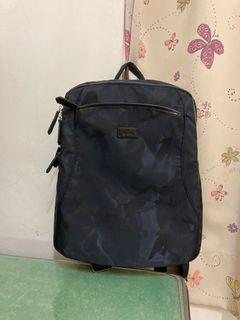 Ceu深藍色迷彩後背包