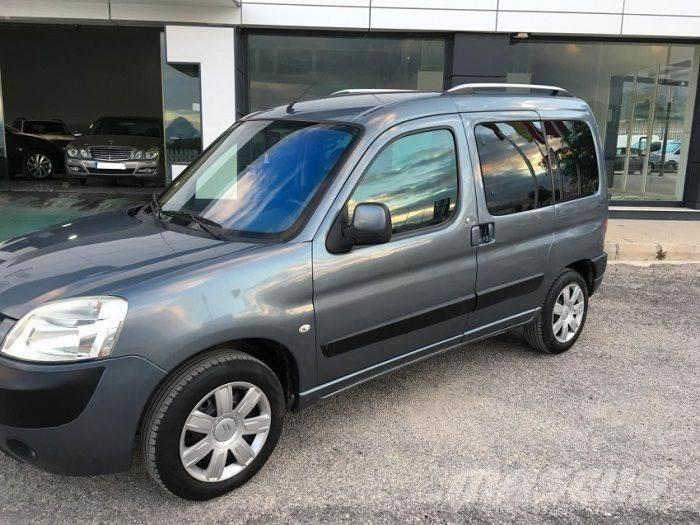 Citroen Berlingo 2007 (manual) available for rent on longterm basis