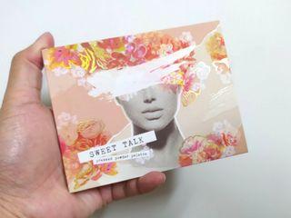 ColourPop SWEET TALK 戀愛櫻花盤 、二手、不議價、售出後不接受退換貨
