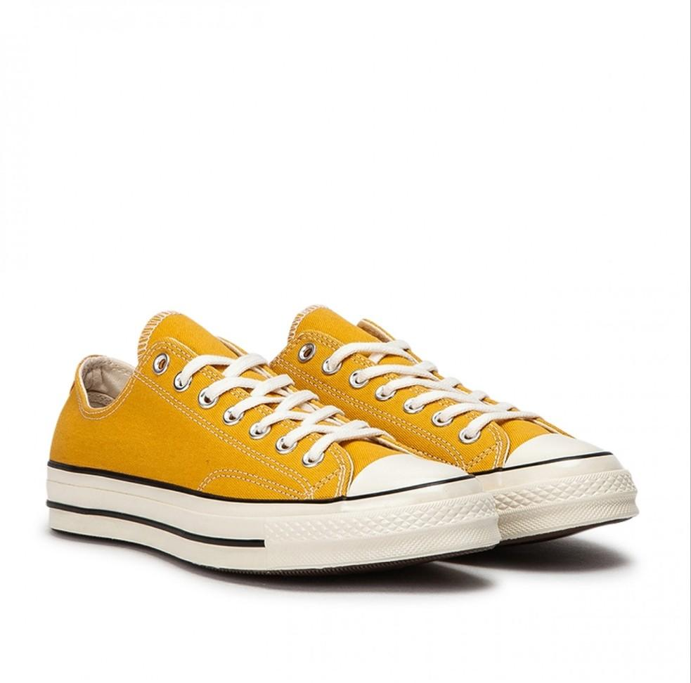 converse Chuck Taylor 70s yellow low