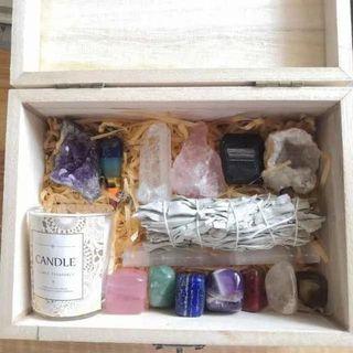 Crystal Box Set