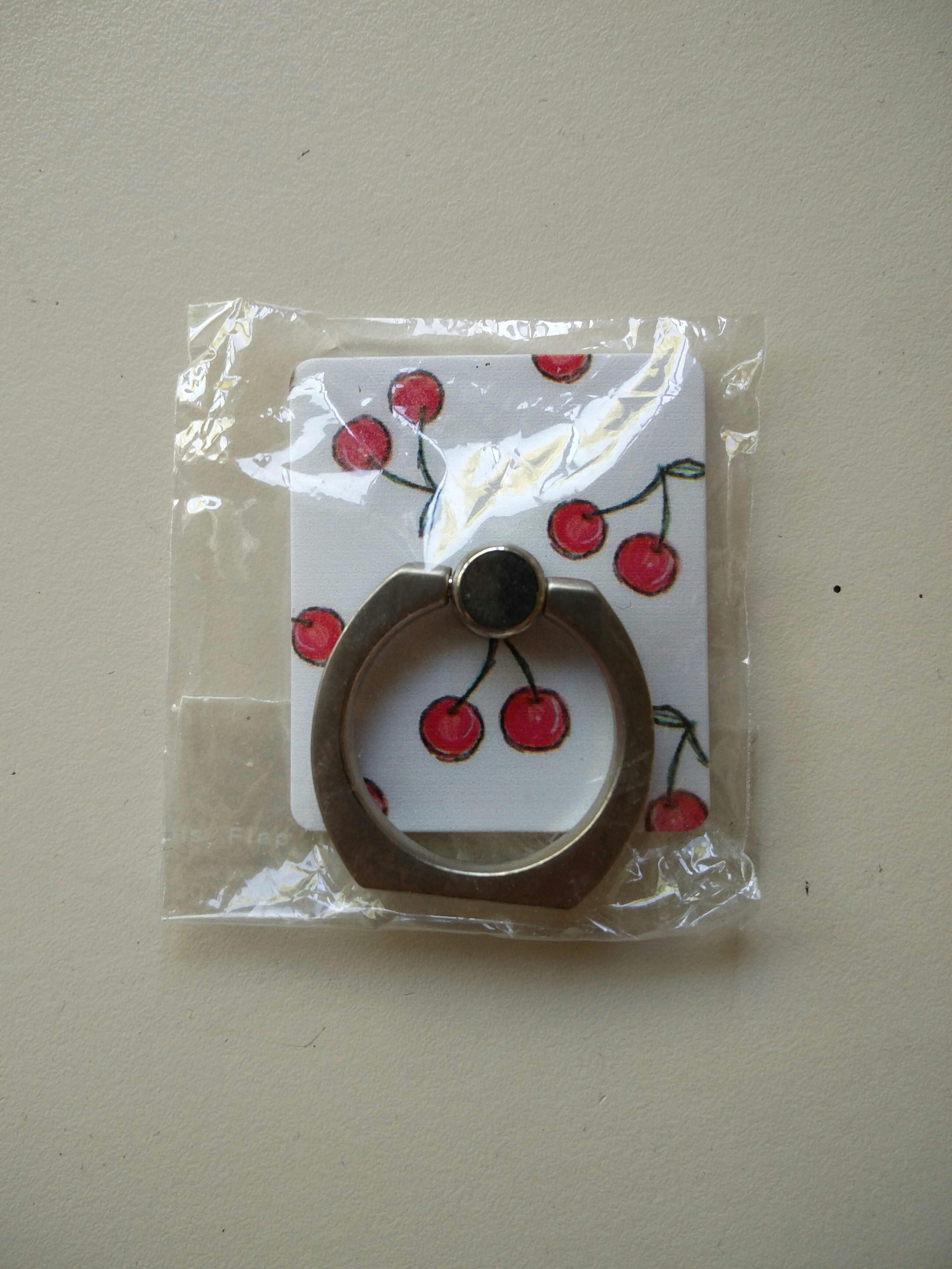 Cute Cherry Accessory for Phone