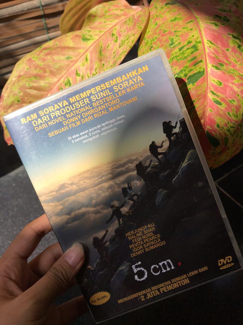 DVD 5CM