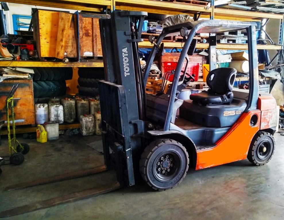 Forklift_Sales/Rental/Repair/Services