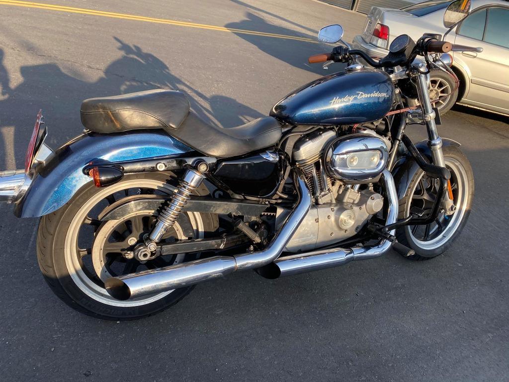 Harley-Davidson 883XL 太古公司車