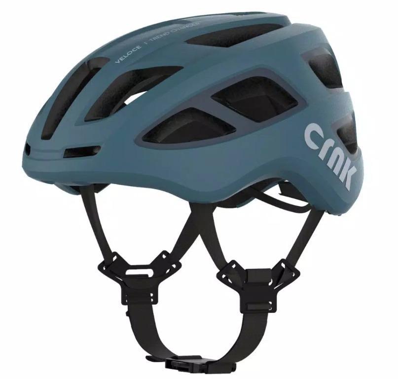 Helm sepeda crnk Veloce Korea original