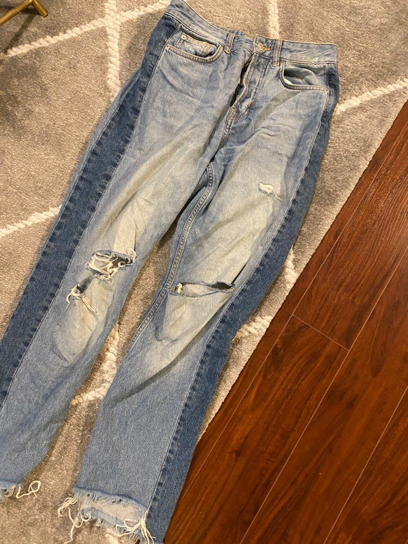 H&M denim Jeans size ca 8 wear only 2times