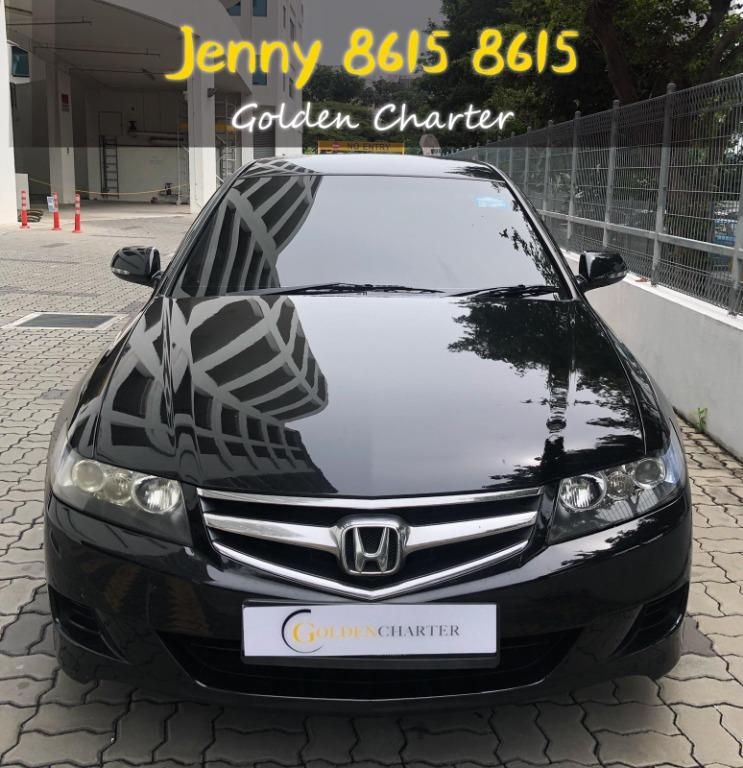 Honda Accord 2.0a PHV ready grab gojek personal use delivery parcel honda civic teana camry