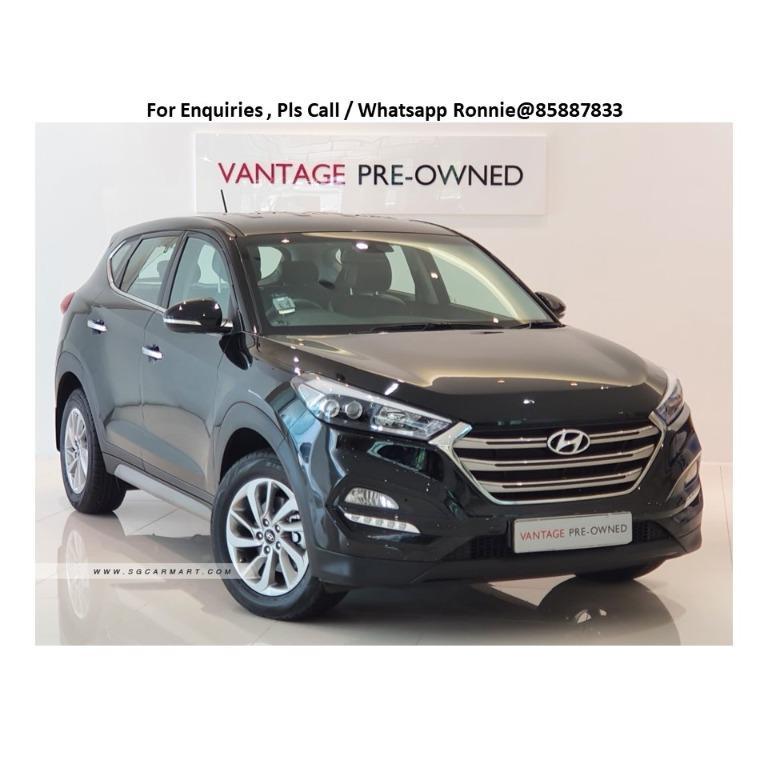 Hyundai Tucson 2.0 GLS (A)