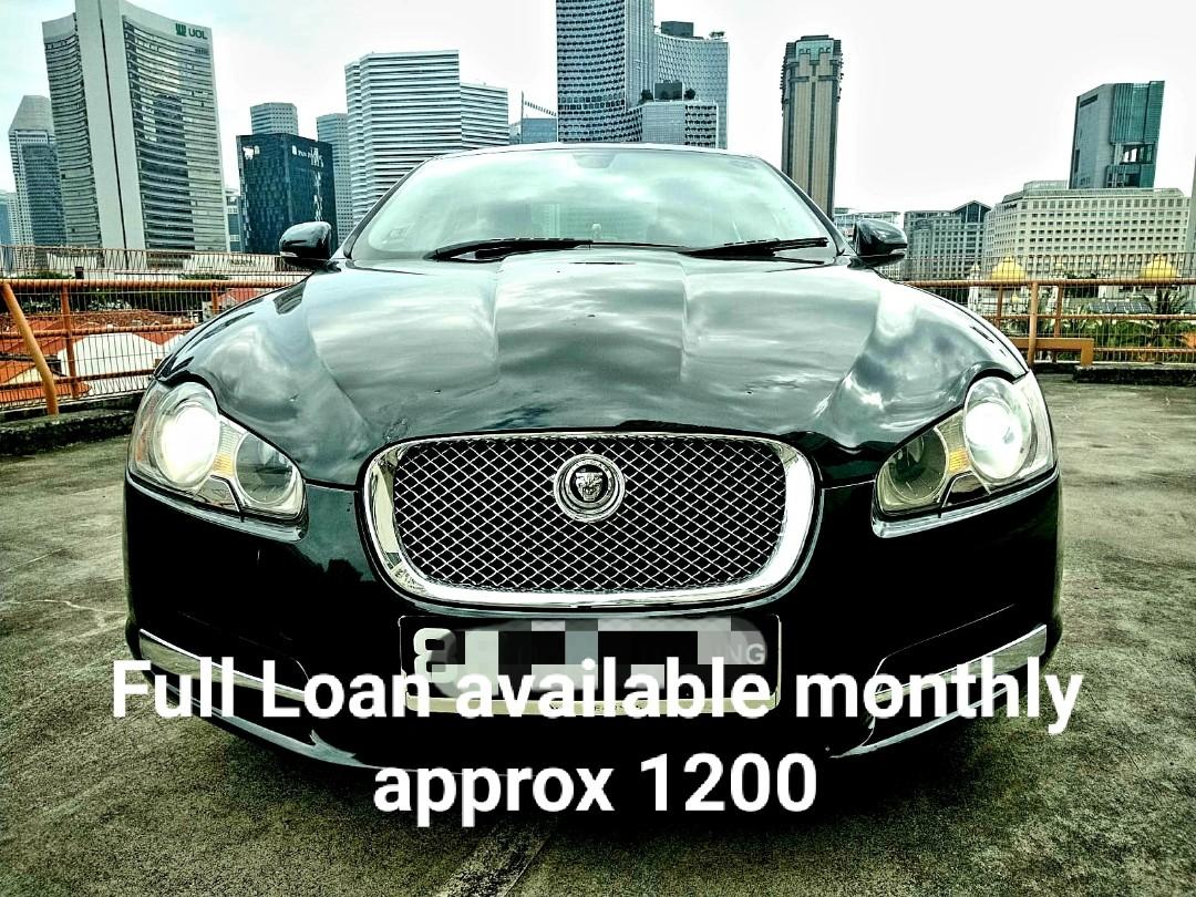 Jaguar XF 3.0 V6 Luxury (A)