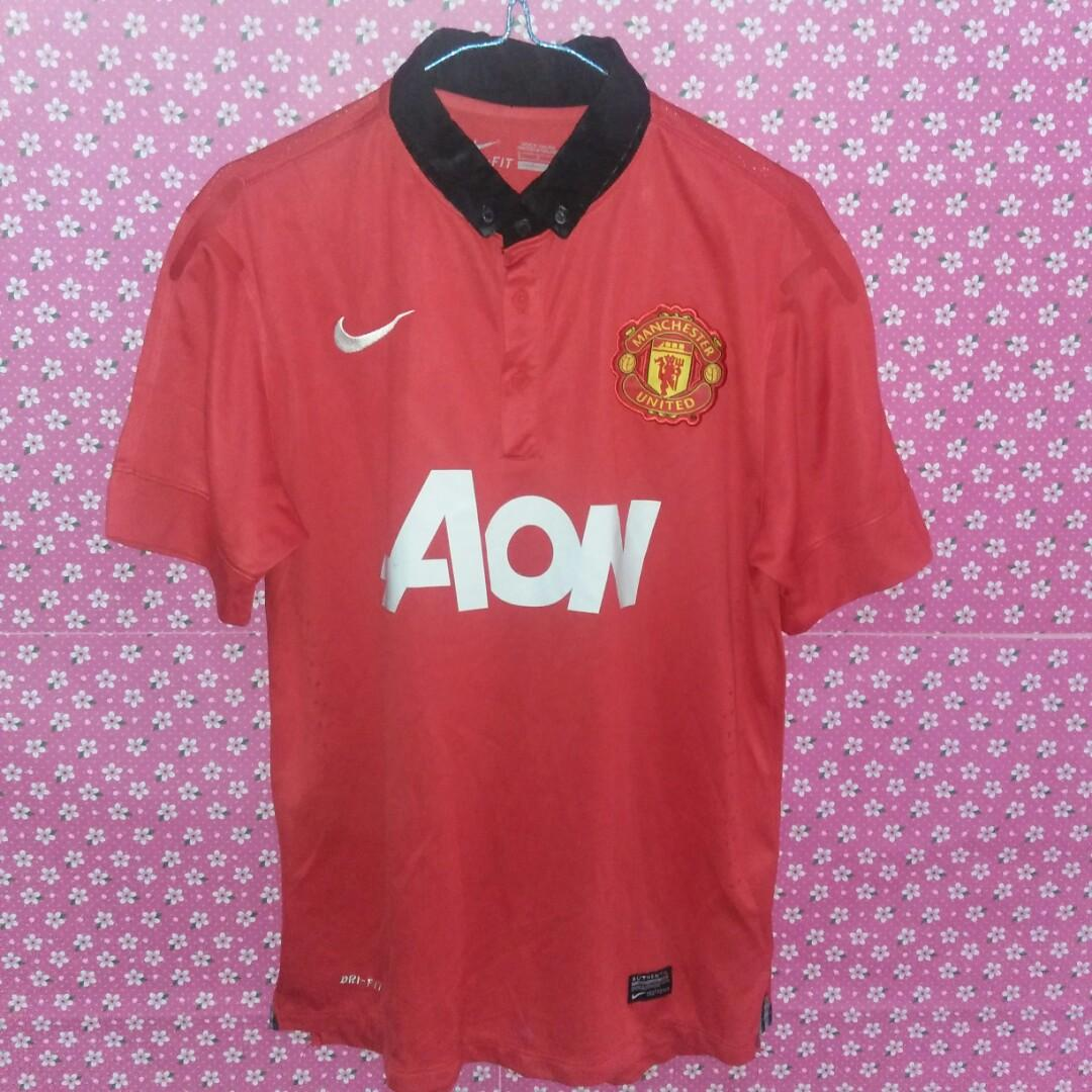 Jersey Manchester United / Jersey / AON / Jersey Original
