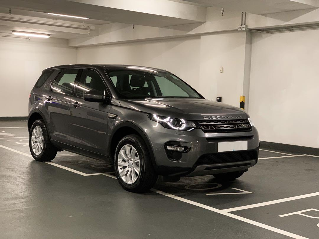 Land Rover Discovery 2.0 Sport 2.0 HSE (A)