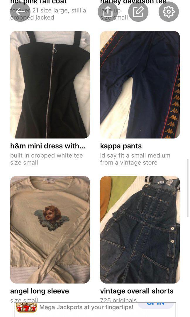 lookat  my bunz items!! message me!