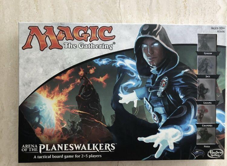 Magic The Gathering - Arena of the Planeswalkers Board Game-NEW