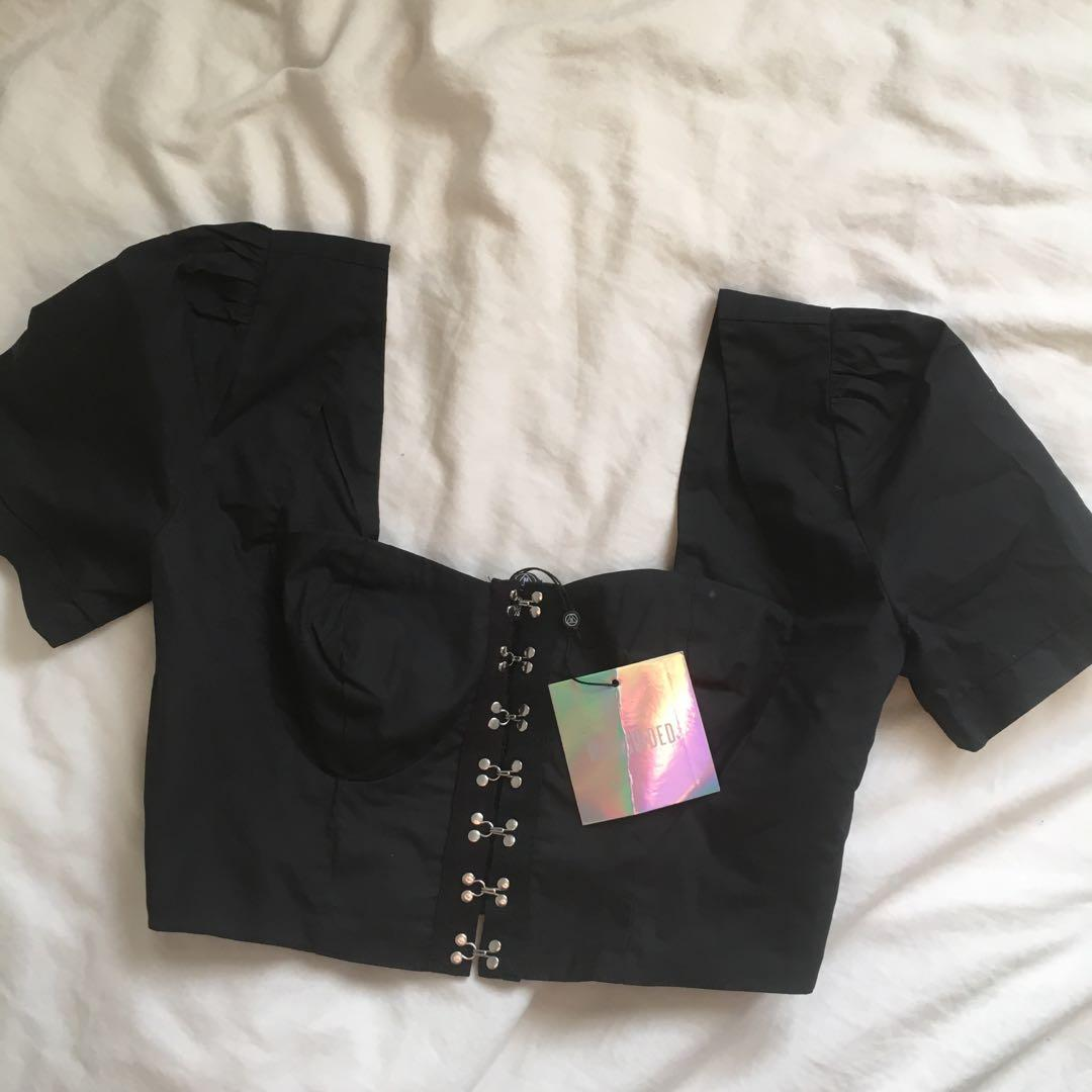 Missguided Hook Top
