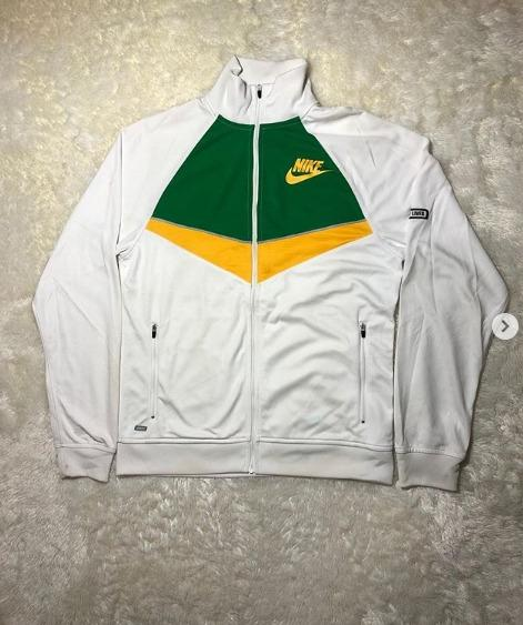 Nike sport jackets