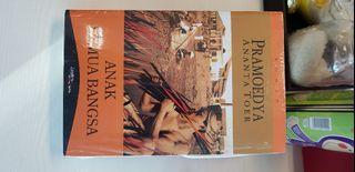Novel Pramoedya Ananta Toer - Anak Semua Bangsa