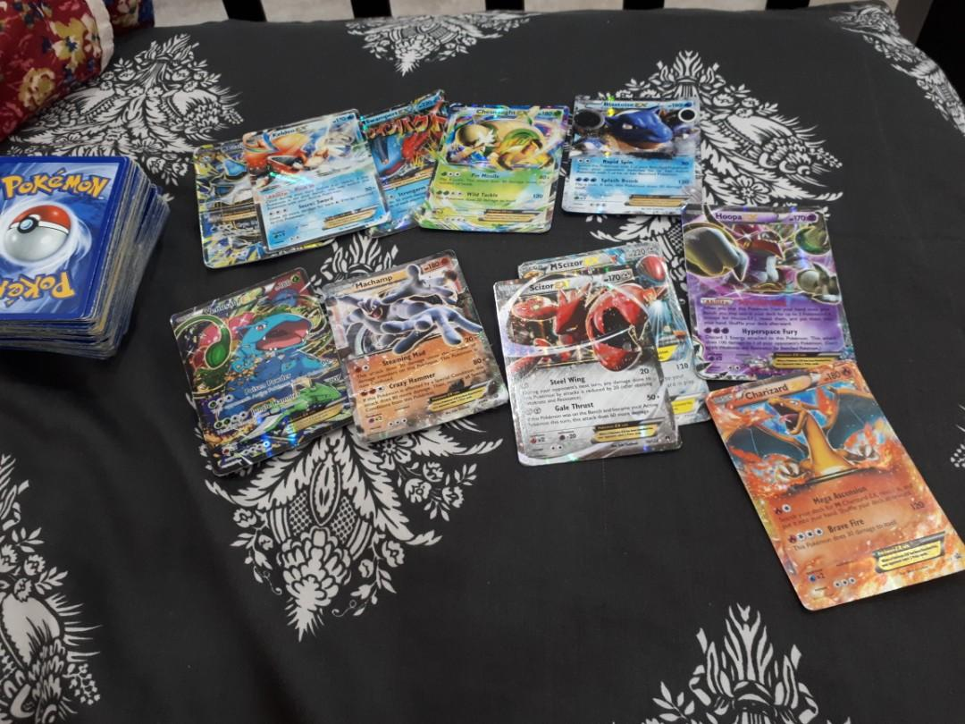 Pokemon cards with over 106 cards