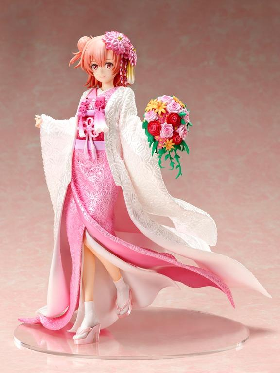 [Pre-Order] FuRyu 1/7 Yui Yuigahama - Shiromuku - - My Teen Romantic Comedy SNAFU. Completion