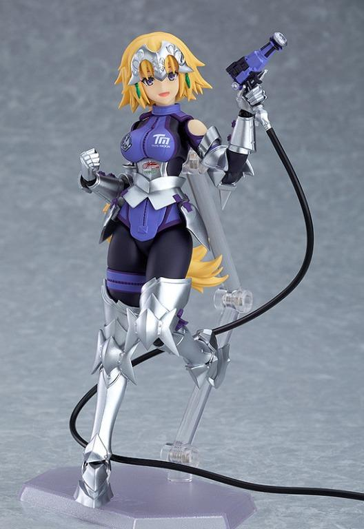 [Pre-Order] Good Smile Company Good Smile Racing & Type-Moon Racing figma No.SP133 Jeanne d'Arc: Racing ver.
