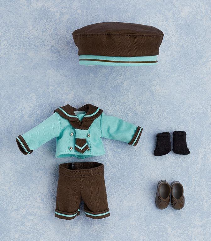 [Pre-Order] Good Smile Company Nendoroid Doll: Outfit Set (Sailor Boy - Mint Chocolate)