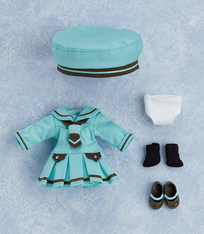 [Pre-Order] Good Smile Company Nendoroid Doll: Outfit Set (Sailor Girl - Mint Chocolate)